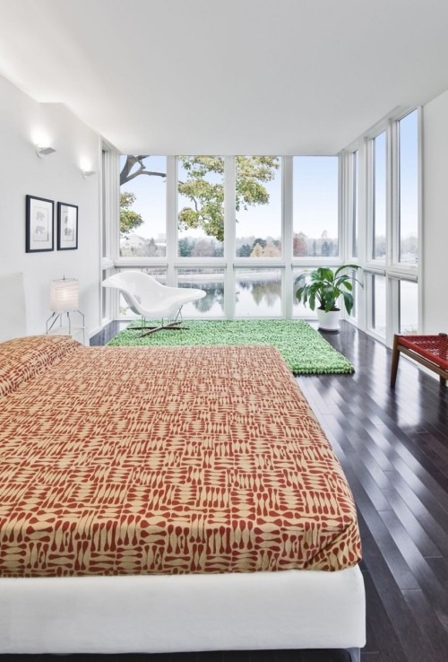 sixohthree:  The Echo House - bedroom by Kariouk Associates » CONTEMPORIST