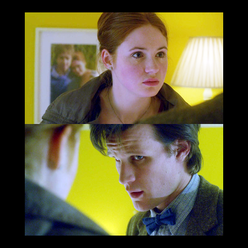Amy: Save him. You save everyone. You always do. It's what you do. The Doctor: Not always. I'm sorry. Amy: Then what is the point of you?