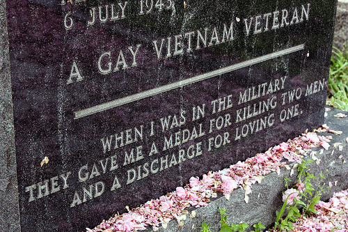 agayaday:  cardiganweather19:  fuckyeahlgbt:  Happy Memorial Day.    :')Reblogged via Stumblr