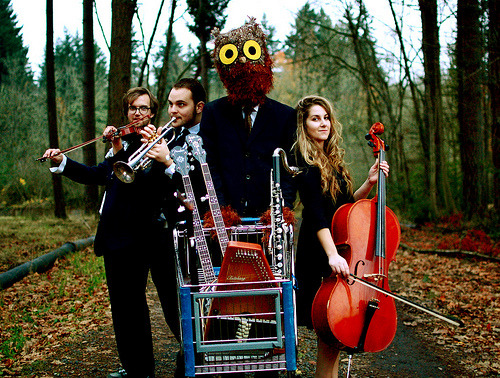 The Owltown Orchestra (by Jenna Carver)
