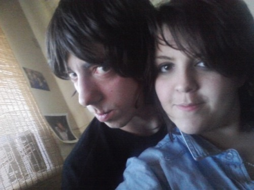 well i just found somthing out. looking through the pictures of me an jamie i relasie we pose to much as you can see lol no wonder people look at us when we take picture in the street Oh Well there just jelouse lol Maybe :P xxx