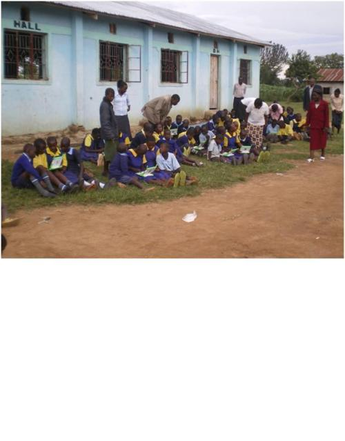 BUKOKHOLO SCHOOLS Bungoma District Western Kenya. HIVAIDS Curriculum trials.