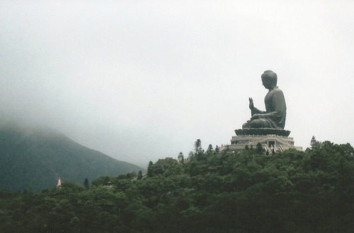 Big Buddha by Rachael Koscica