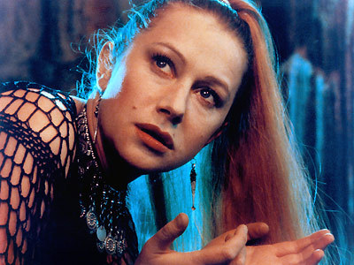 Helen Mirren as Morgan le Fay in Excalibur