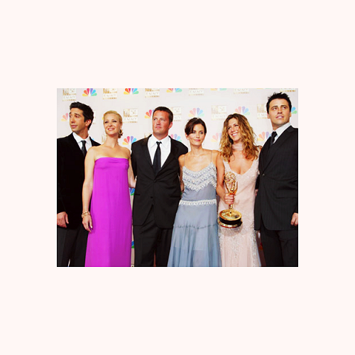 alfiri:  Day 19: Best TV show cast# Friends Cast