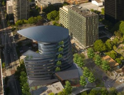 "Oregon's Zero-Energy Office Tower | inhabitat.com ""The Portland-based Oregon Sustainability Center is being developed using the LBC's doctrine of neither taking resources nor causing environmental harm — this means that the building will produce all of its own water sources and energy… ""Rainwater will be collected for irrigating the many trees and plants that will be incorporated to make the space feel more natural for its fortunate occupants and visitors.""   via urbangreens: age-of-ecology"
