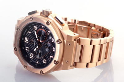 Meister Watches, Gold.