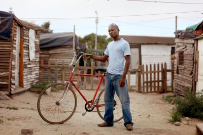 Bicycle Portraits - everyday South Africans and their bicycles