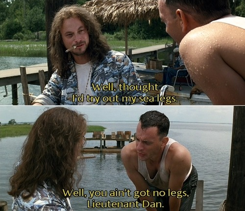 Still one of my favorite movies. (via fuckyeah1990s, fuckyeahforrestgump)