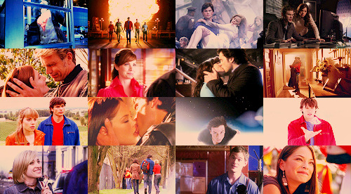 anakaliaandrea:  Day 04 - Your favorite show ever Smallville: Ever since I first watched it right about when season 4 began I've been hooked. Tom Welling hooked me first, cause look at him, then superman hooked me next. Plus the cast was incredible. And it has become even more amazing in Season 9! Man, I've watched the show hit rock bottom and sky rocket. It's been a great ride and I'm sad to say it has one more season til it says farewell.