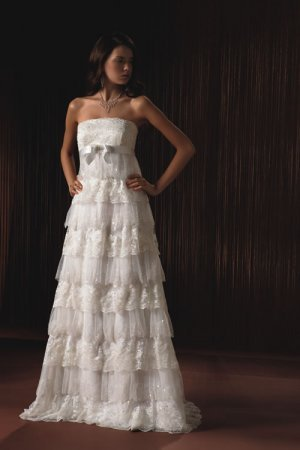 unique wedding dress/bridal gown/free shipping