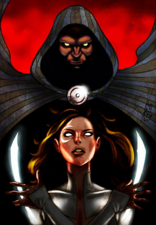 Cloak and Dagger by Ario Anindito