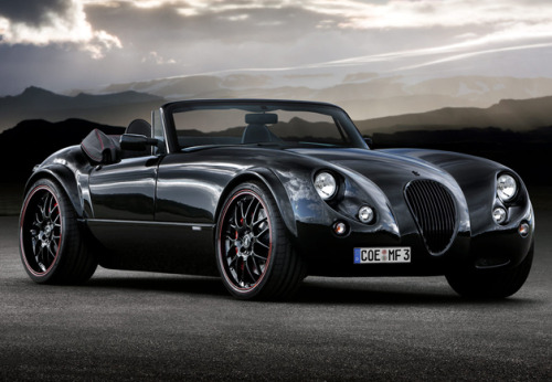 viable:  Wiesmann MF3 - German engineering's take on the classic British roadster. It's not available in the US - which just makes mein auto-lust dirtier.