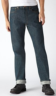 My favorite cheap jeans are on sale at Levi's right now for $40.