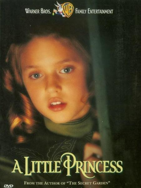 day 19 - favorite movie based on a book/comic/etc. (1/2) A Little Princess