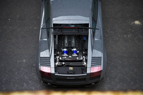 Lamborghini Gallardo Superleggera by edo competition tuning