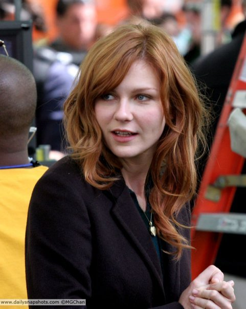 Kirsten Dunst loved her Mary-Jane hair
