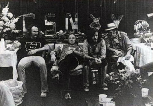 pieceofthesky:  CSNY In the correct order too