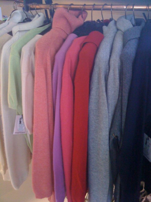 New selection of cashmere now available.  Including short sleeve which is ideal for layering.