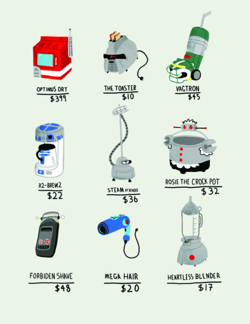 Used Appliances (by dropshadow454)