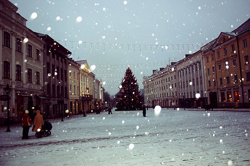 fuckyeahtravelinspirations:  (by Huanita) Tartu, Estonia