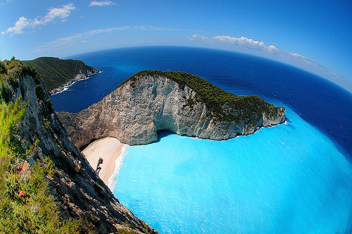Navagio, Shipwreck Bay, Zakynthos, Greece