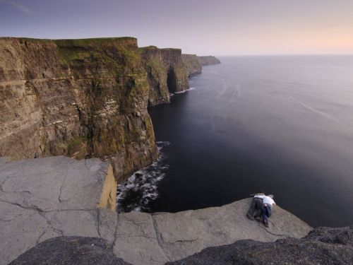 Cliffs of Moher, Ireland Photograph by Jim Richardson, National Geographic