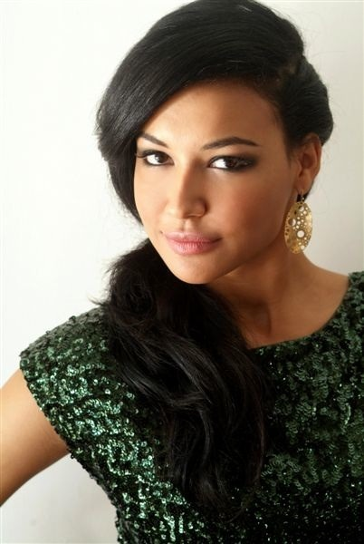 be-ok:  I've really started to like Naya Rivera on Glee (she plays Santana).  I'm glad she's been promoted to a series regular with Heather Morris.