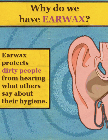Why Do We Have Earwax?