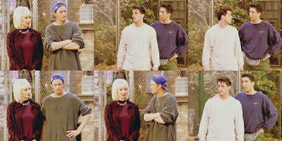 "fuckyeahtvpicspam:  Chandler: No, hold on a second, Joe, where do Dutch people come from?Joey: Ah well, the ah, Pennsylvania Dutch, come from Pennsylvania.Chandler: And the other ah, Dutch people, they come on from somewhere near the Netherlands, right?Joey: Nice try. See the Netherlands is this make believe place where Peter Pan and Tinker Bell come from.  Friends 3.09 - ""The One With All The Football"" (via ohsodebonair)"