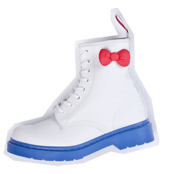 Hello Kitty Doc Martens