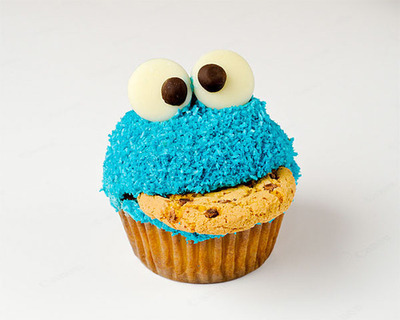THE COOKIE MONSTER ;)