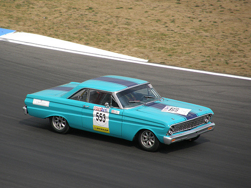 Agave Starring: '64 Ford Falcon Sprint (by Mustang_V8)