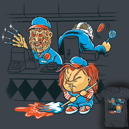 gamefreaksnz:  Shirt.Woot : The Graveyard Shift Please!