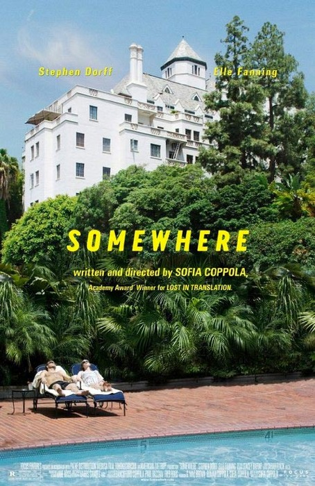 johnnychallenge:  florencio:  'Somewhere' poster