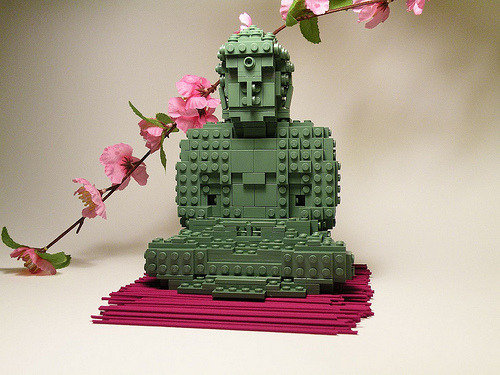 鎌倉大仏 [The Great Buddha of Kamakura] (by Space2310)