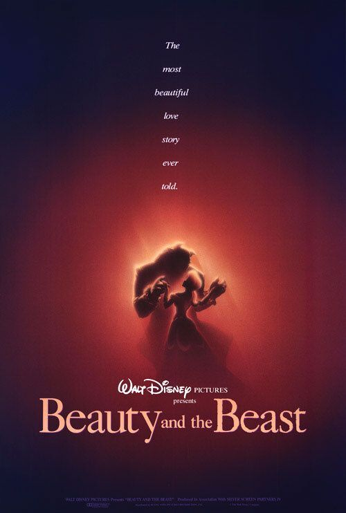 day 23 - favorite animation (2/6) Beauty and the Beast