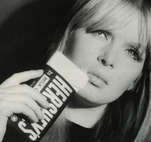 "Nico in Andy Warhol's Screen Test series (1966) (excerpt can be seen online here) ""She was wonderful. She was the first girl who told me, 'You know, there's something very nice you can do for me.' I was like, 'Oh yeah. What's that?' 'Oh, let me show you.' (Indicates pushing imaginary head down towards crotch) I thought this was pretty funny, pretty hilarious. Hanging out with her was like fucking your older brother. She was about 10 years older than me; she was 31 & I was 21. It was like somebody older and a lot hipper and very strong in her opinions and also incredibly fucking talented. The album she had just made at the time (The Marble Index) was just a phenomenal piece of work. So she had that, and then she was highly eccentric and also dangerous, and at the same time, where the danger came in too, was that she was very  vulnerable. She was wild, she was a boheme. She was serious about her art, and I just welcomed the chance. I hung out with her day and night for about a month, a couple of weeks here and a couple weeks there. And then, inevitably, the strain. There's a certain strain when you're trying to create with your mind, especially when you're very young, it comes with a lot of serendipity. It's difficult to have someone around, and so there was turbulence there. The band of course really wanted her out, they were jealous, and they would walk around the house imitating her accent and stuff. She taught me how to drink. She was like, 'Don't drink that Ripple!' I mean, I thought Ripple was like a good wine, you know? I got, like, 'Beaujolais! This is great!' She cut someone with a broken glass about that time. Someone who she thought provoked her, someone very socially correct. She gave him a little slice. It was not as litigious a country at that time, so I don't know, maybe there wasn't serious scarring, but there was this other side of her, you know, a 'you-better-not-fuck-with-me' although I never…I mean, she was bigger than me. She didn't do any drugs then. Neither of us did. I would smoke my grass, she would drink her wine. That's probably why she was with me, because I didn't do that stuff, and I didn't realize it. She was probably running away from something. That's pretty possible. But she knew how to dress, and she was one cool chick. After I came back to New York to do some gigs…I came to stay at the Chelsea. She was staying there, and she always had a cute man around - she had some new man, a French guy, and I was kind of like, 'Who is French guy, anyway? Let's have a look at him,' and I went to visit her in her room. I was really excited to see her, and she was sitting there, she had a harmonium…and she was playing on it, and she played this song 'Janitor of Lunacy', which is on one of her records, and she sang the words, 'Janitor of Lunacy, paralyze my infancy.' Just like, you know, very good poetry, just kind of like hearing her doing that right there, complete, in the Chelsea, and that was the way it was gonna go on the record. I was very impressed with that…I saw her later and we had our differences, I got stoned with her many years later on some heroin and it was not pleasant, she did not look well, and I did not react well. I wasn't much of a gent about that and so there's some regrets there."" -Iggy Pop, excerpted from 1995 Bust magazine interview, reprinted in Gimme Danger: The Story of Iggy Pop"