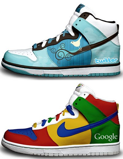 NIKE-ing internet brands by Daniel Reese