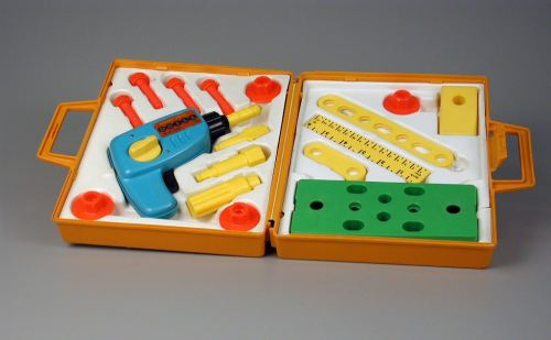 Fisher Price Tool Kit
