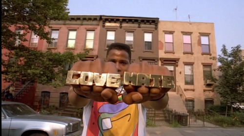 Do The Right Thing, 1989 by georgemills