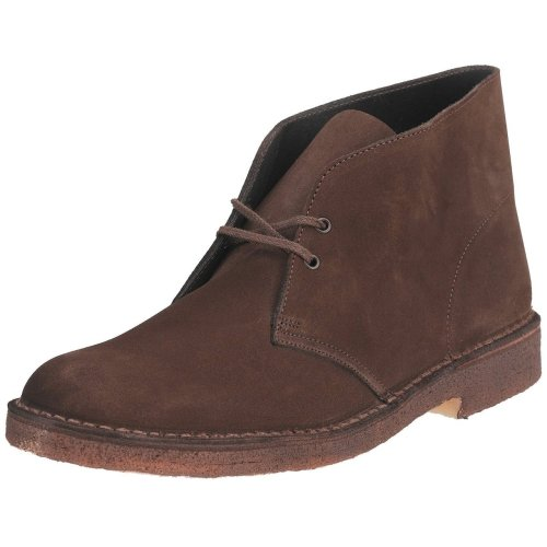 thisfits:  Just got a sales alert that Clarks Desert Boots are $66.50 on endless.com. That's 30% off, folks, plus free shipping and returns. Get 'em while you can. Clarks Originals Men's Desert Boot: Endless.com  Free shipping and returns on Endless, too.