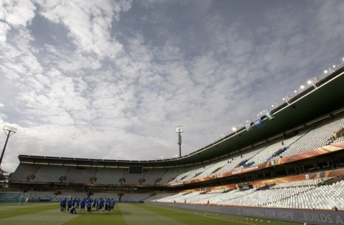 @ the Free stadium, in Bloemfontein, South Africa.