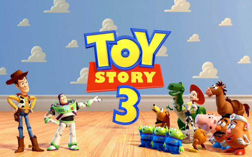 Thanks to a rare stroke of luck, I found time to watch Toy Story 3 today. If I had more time tonight I would go on at length about how it was wonderful, amazing and practically perfect in every way. But that would take all night, so… just take my word for it, YOU MUST SEE THIS MOVIE IMMEDIATELY.