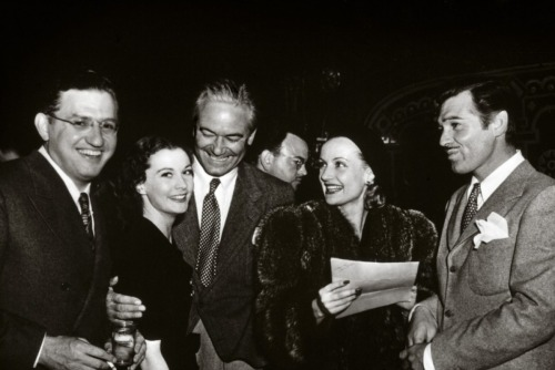 Gone with the Wind wrap party