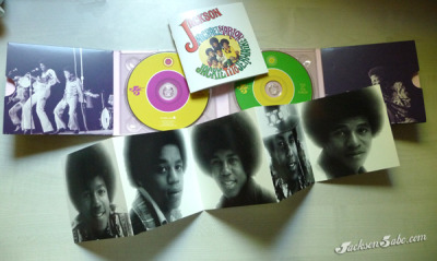 jackson5abc:  Live At The Forum ! Hip-OSelect sent the pre-orders a few days ago… Fortunate J5 fans received their copies today!