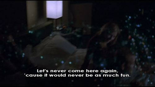 Lost In Translation, 2003 by sundaymorningsunshine