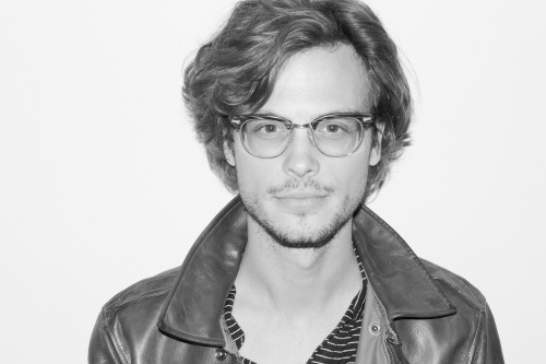 Matthew Gubler… Adorable.