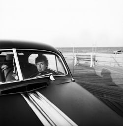 Bruce Springsteen in Asbury Park, NJ - photo by Danny Clinch via