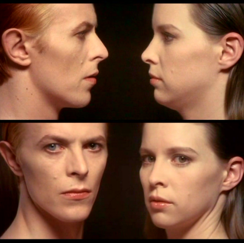 "The Man Who Fell to Earth (1976, dir. Nicolas Roeg) This is, after all, ""a love story."" But it's Roeg's constant theme that  love has its limits. ""We can't explain much to each other,"" he has said  ""The eternal lover's question is 'What are you thinking about?' (via)"